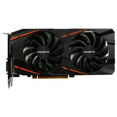 GIGABYTE Radeon RX 470 1206Mhz PCI-E 3.0