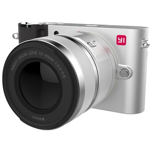 Фото - Фотоаппарат YI YI-M1 Kit видеокамера yi 720p ip home