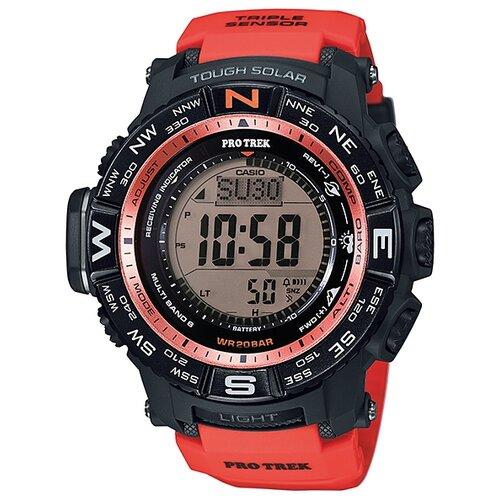 Наручные часы CASIO PRW-3500Y-4 casio prw 1300 1v