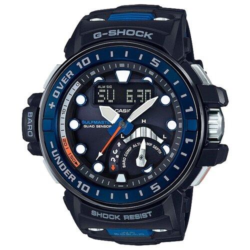 Наручные часы CASIO GWN-Q1000-1A casio casio gwn 1000h 2a