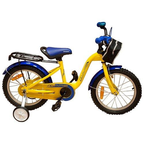 Детский велосипед Mars G1601 mars
