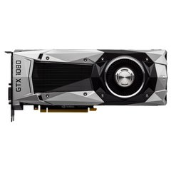 MSI GeForce GTX 1080 1607Mhz PCI-E 3.0