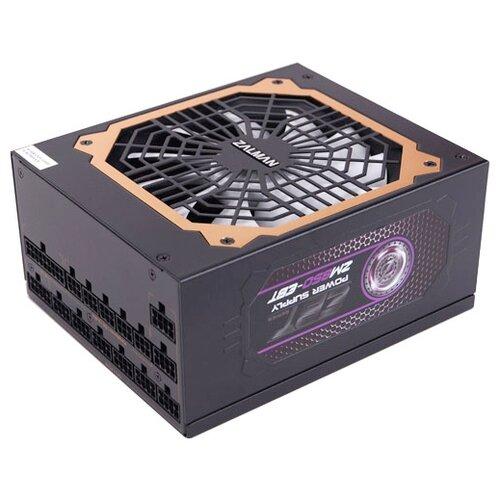 Блок питания Zalman ZM850-EBT бп atx 1200 вт zalman zm1200 ebt