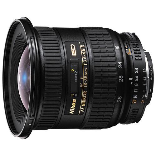 Фото - Объектив Nikon 18-35mm f объектив