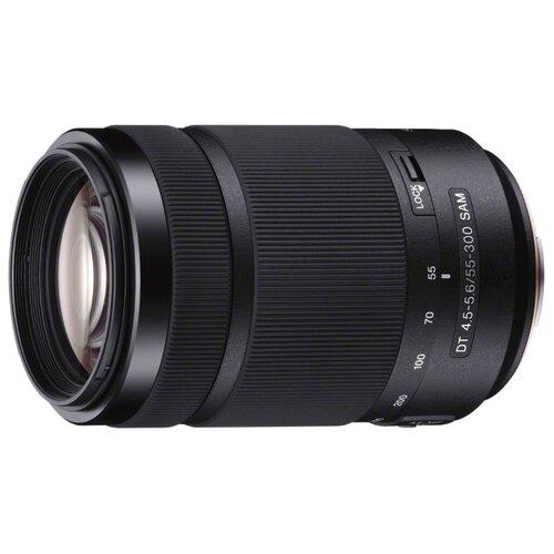 Фото - Объектив Sony DT 55-300mm f объектив
