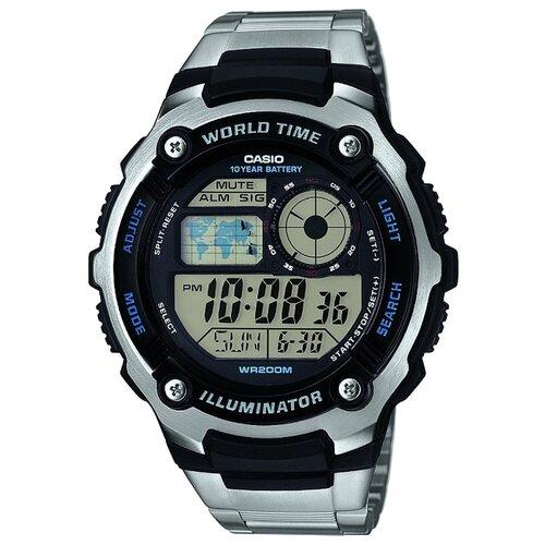 Фото - Наручные часы CASIO AE-2100WD-1A ae 2000w 1a
