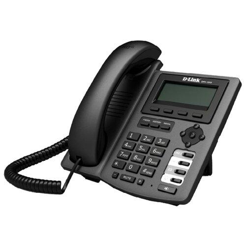 Фото - VoIP-телефон D-link DPH-150S F4 d link dph 150se f3a f4a f4b