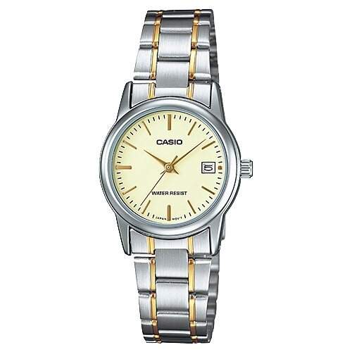Наручные часы CASIO LTP-V002SG-9B casio ltp v002sg 9a