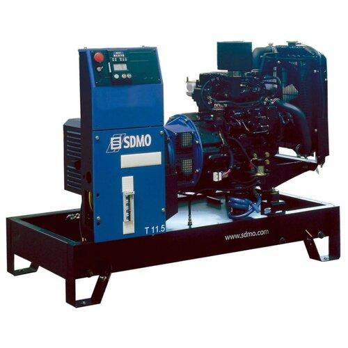 Дизельная электростанция SDMO sdmo alize 6000 e
