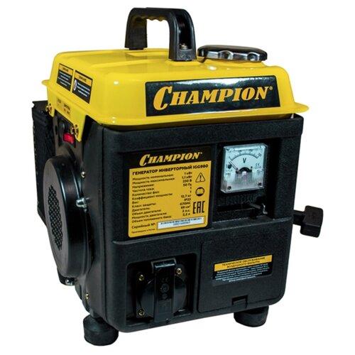 Бензиновый генератор CHAMPION