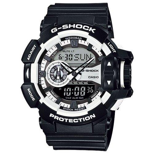 Наручные часы CASIO GA-400-1A casio watch multi functional double display fashion sports waterproof men s watches ga 400 1b ga 400 7a ga 400 1a
