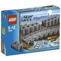 LEGO City 7499 Гибкие и прямые рельсы