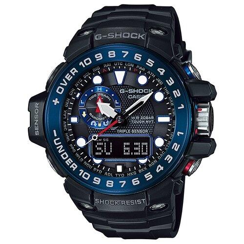 Наручные часы CASIO GWN-1000B-1B casio casio gwn 1000h 2a