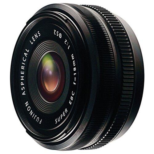Фото - Объектив Fujifilm XF 18mm f 2 R объектив fujifilm fujinon xf 18 mm f 2 r