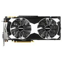 MSI GeForce GTX 980 Ti 1102Mhz PCI-E