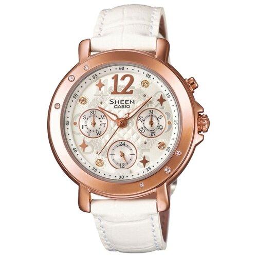 Наручные часы CASIO SHE-3033GL-7A casio she 3048pgl 7a