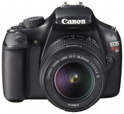 Фотоаппарат Canon EOS Rebel T3 Kit