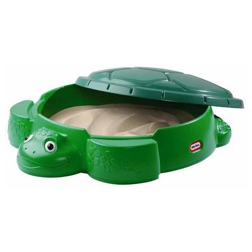 игровые домики little tikes игровой мульти домик 444d Песочница-бассейн Little Tikes