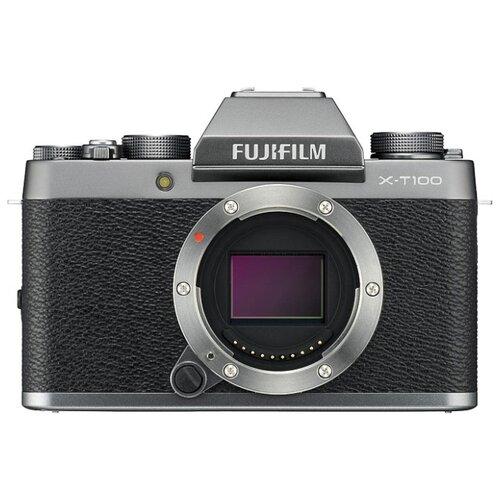 Фото - Фотоаппарат Fujifilm X-T100 Body фотоаппарат fujifilm x t2 kit