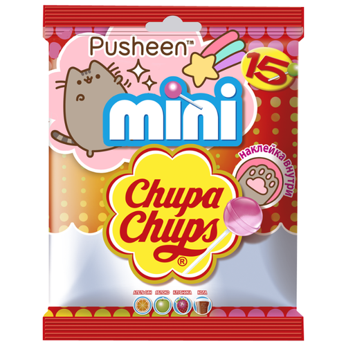 Карамель Chupa Chups Mini