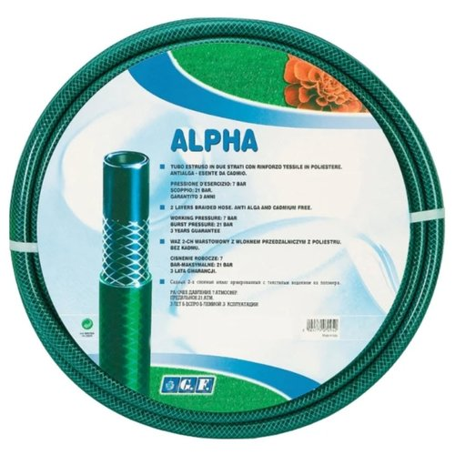Шланг GF ALPHA 3 4 25 метров gf 11 3