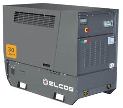 Дизельный генератор Elcos GE.DZ.035/030.LT с АВР (24000 Вт)