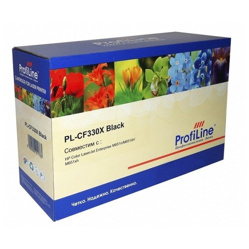 Фото - Картридж ProfiLine PL-CF330X-Bk картридж profiline pl t1711 bk
