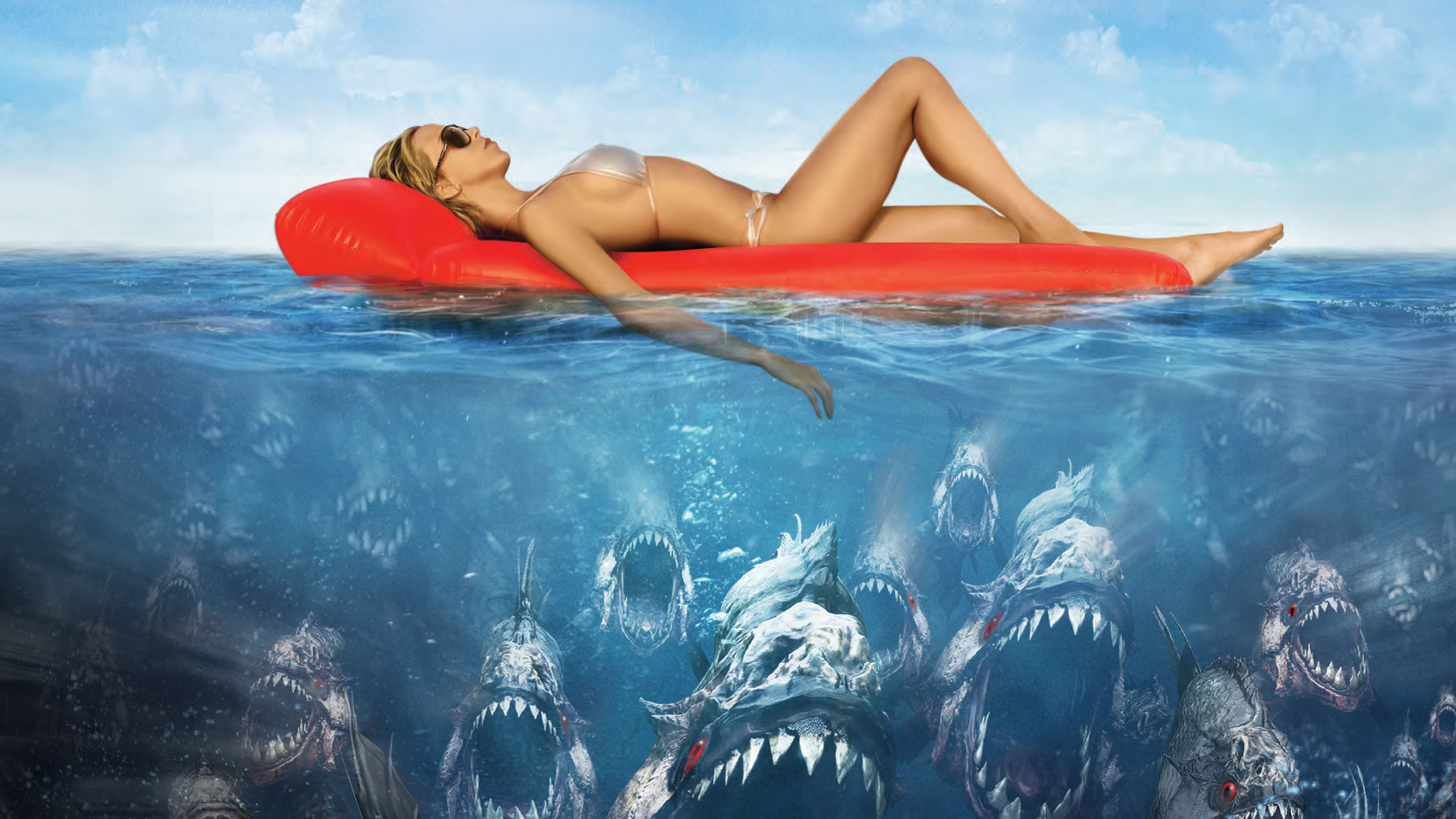 Сматреть бесплатнопираньи 3dd секс море кровища