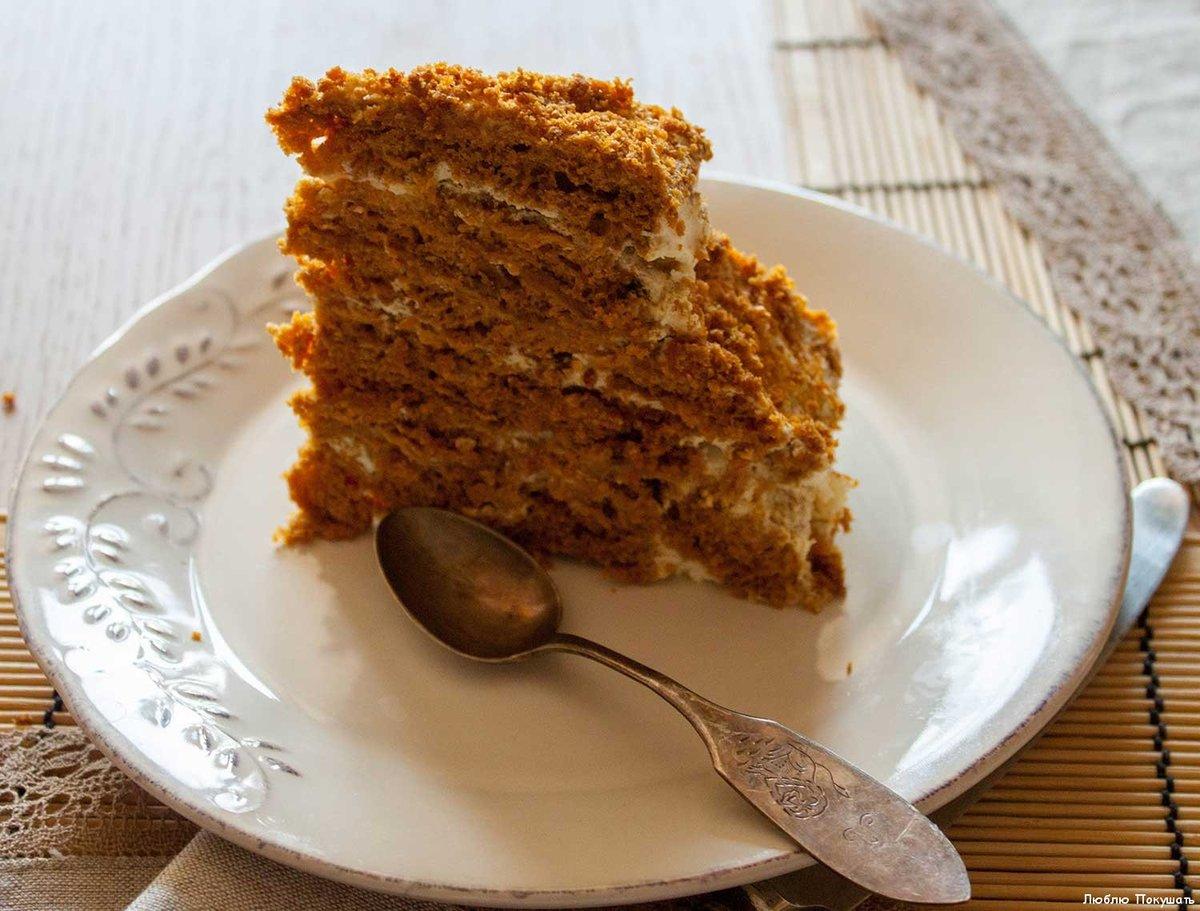 Самый вкусный медовик: рецепты от «Едим Дома» Официальный