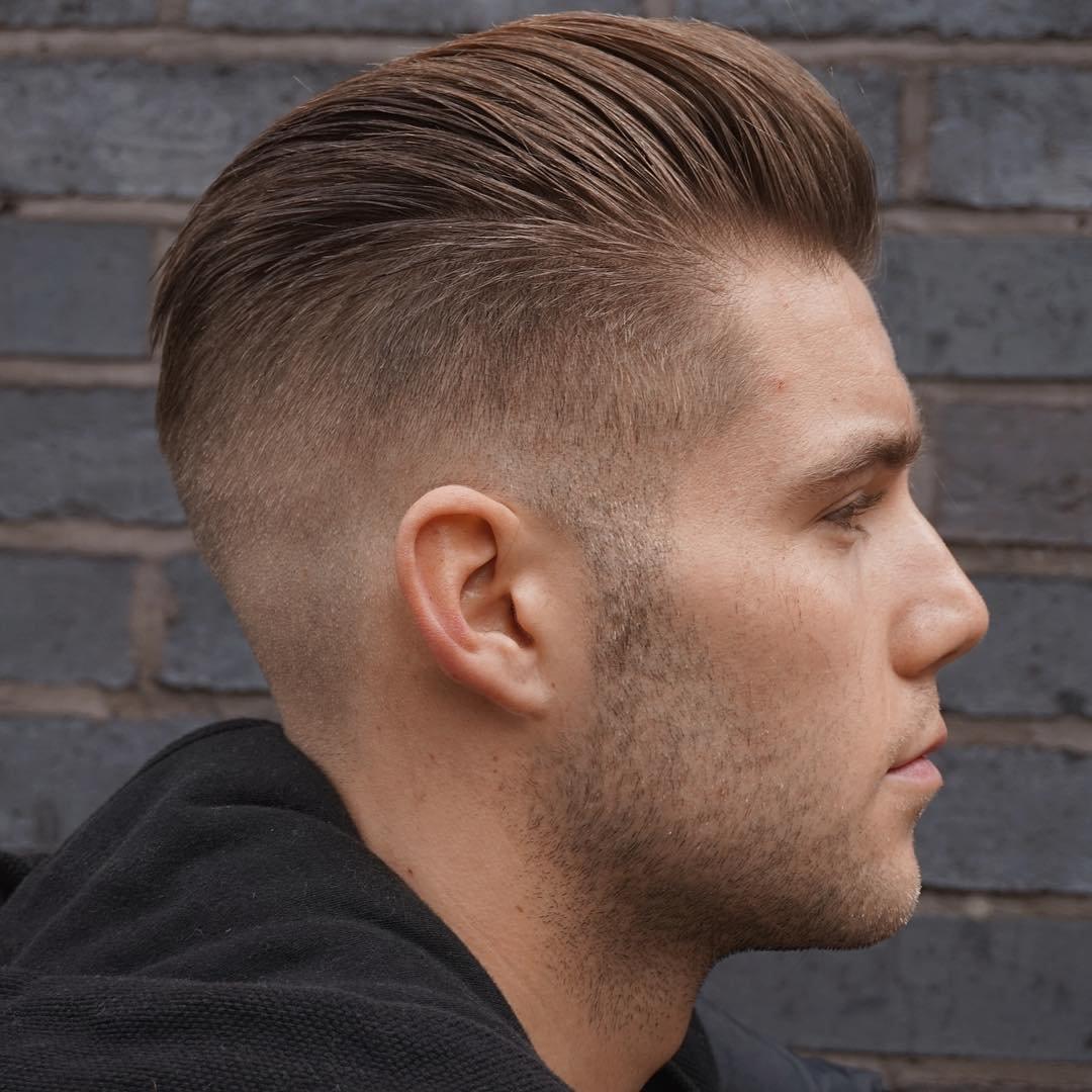 Мужские причёска бокс фото