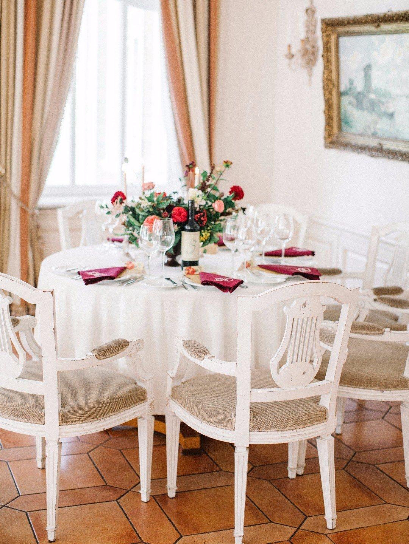 Скатерть на свадебный стол своими руками