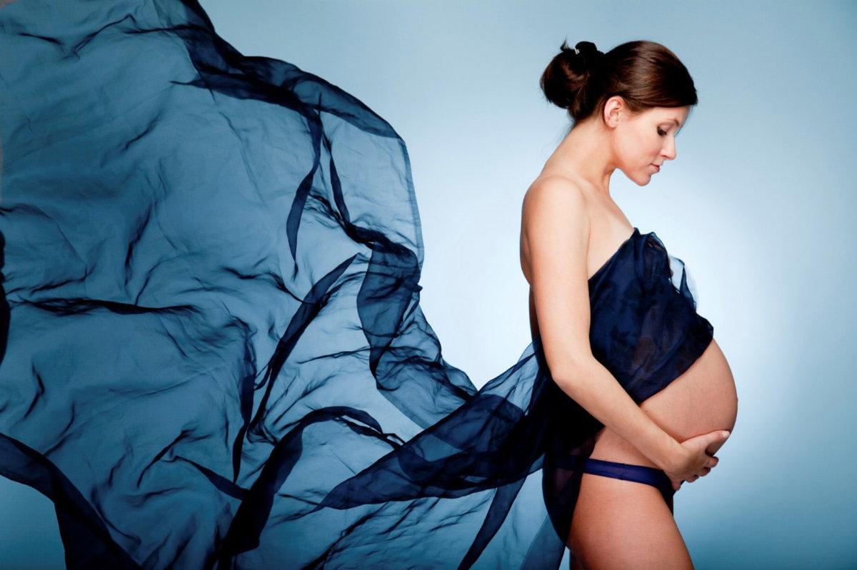 Почему держится температура у беременных 15