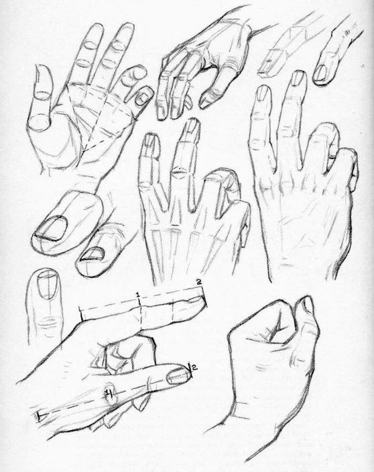 Посмотрите на свои руки