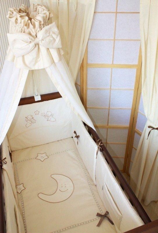 Балдахин для детской кроватки сшить своими руками 92