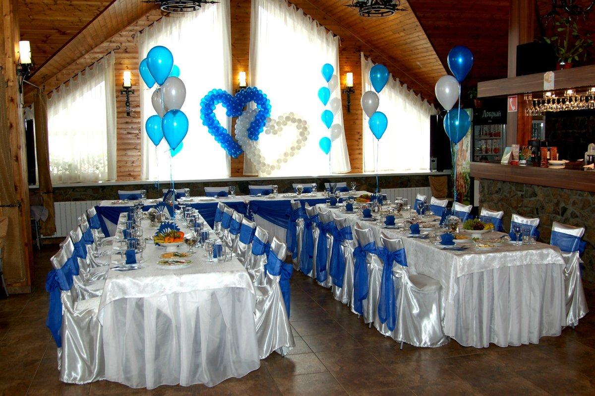 Украсить зал для свадьбы своими руками недорого 905