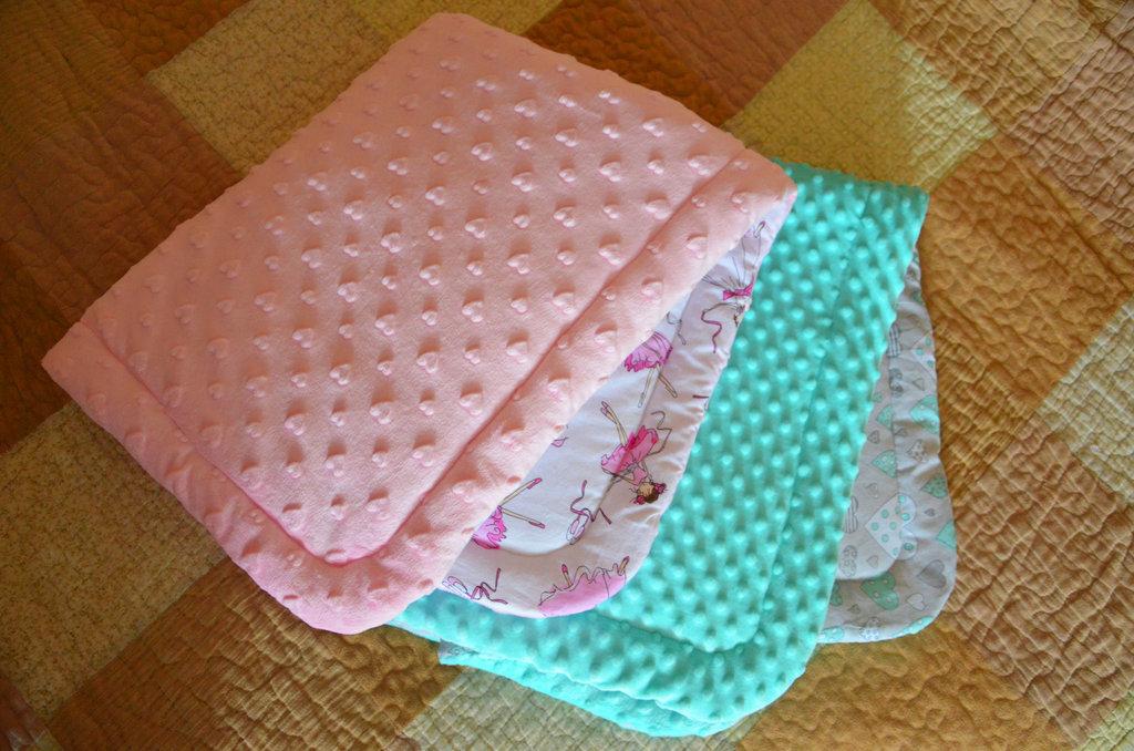 Одеяло для новорожденных своими руками из чего шить