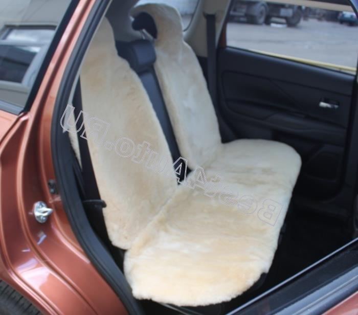 Меховые накидки на авто своими руками 98