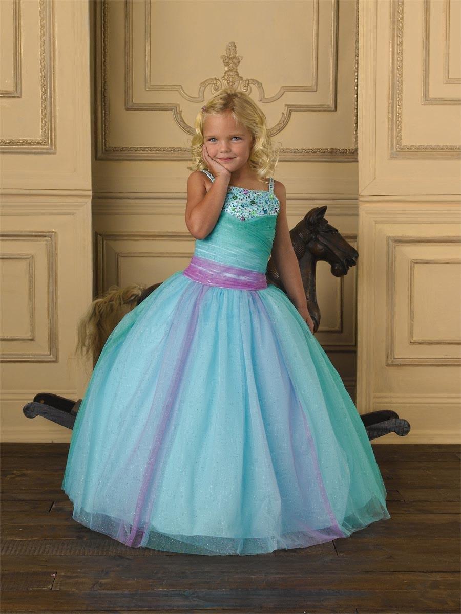 Вечерние платья для детей