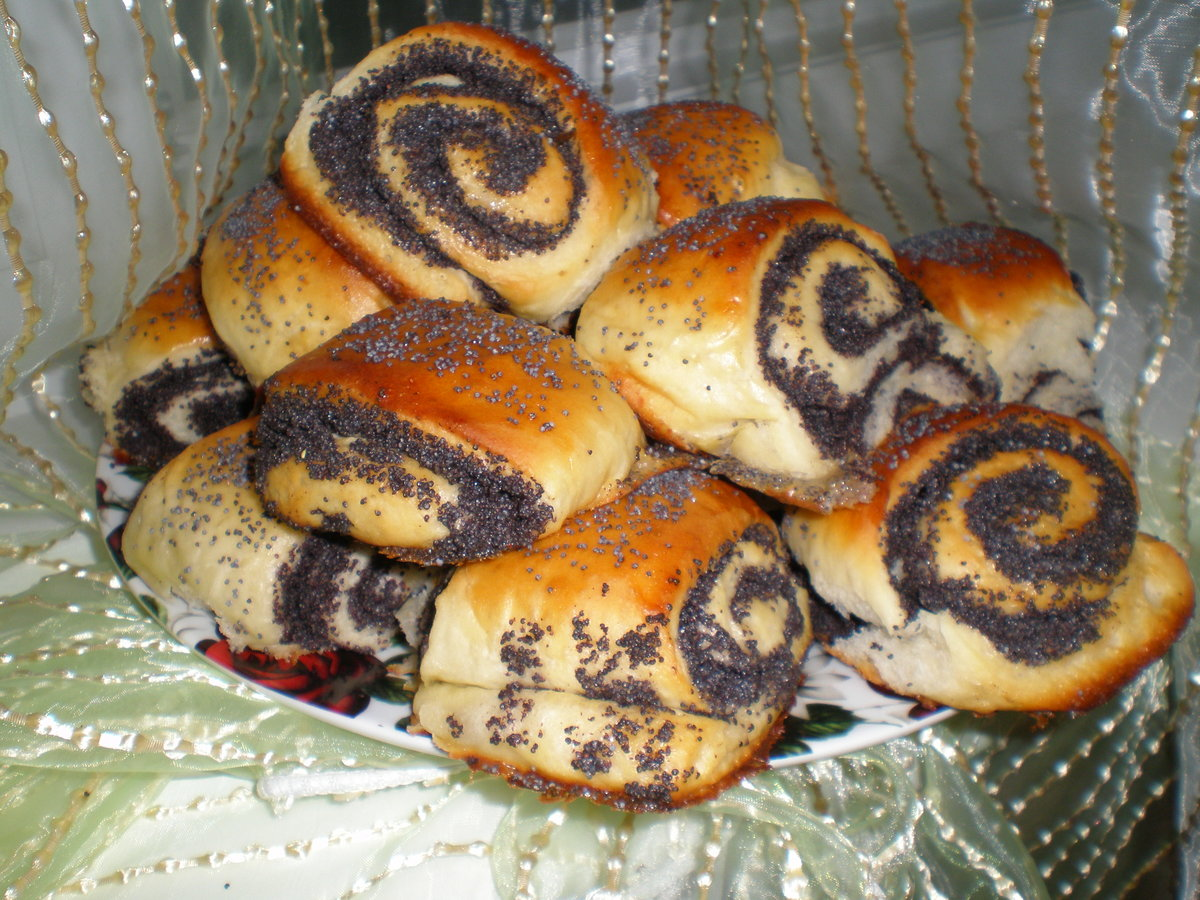 Устрица с маком рецепт пошагово