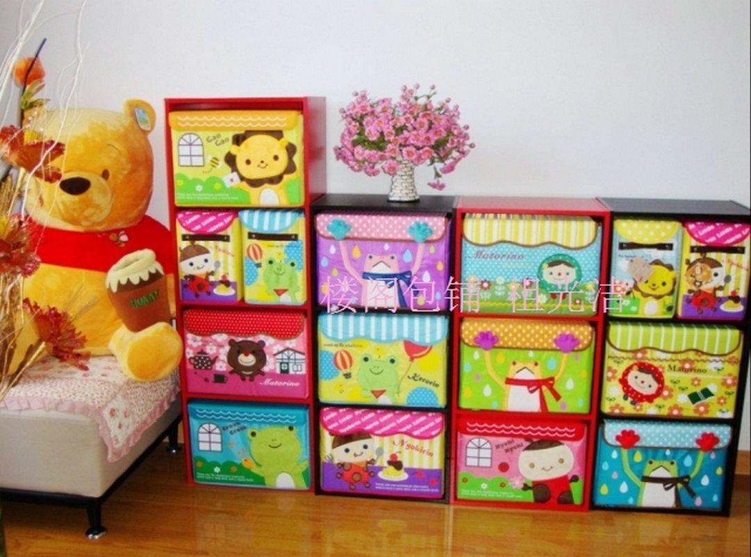 Ящики для хранения детских игрушек своими руками 45