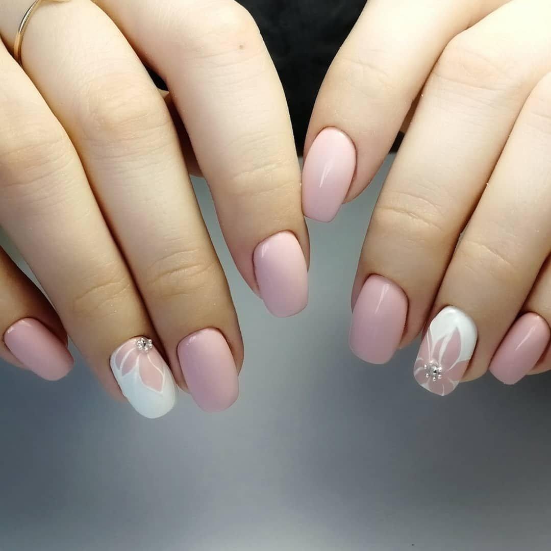 Ногти Покрашенные Гель Лаком Фото