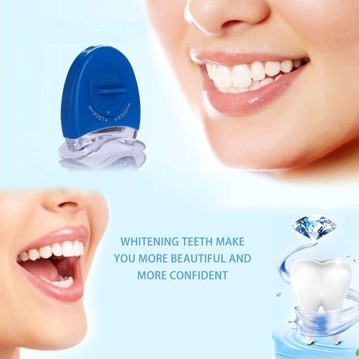 Система для отбеливания зубов в домашних условиях 850
