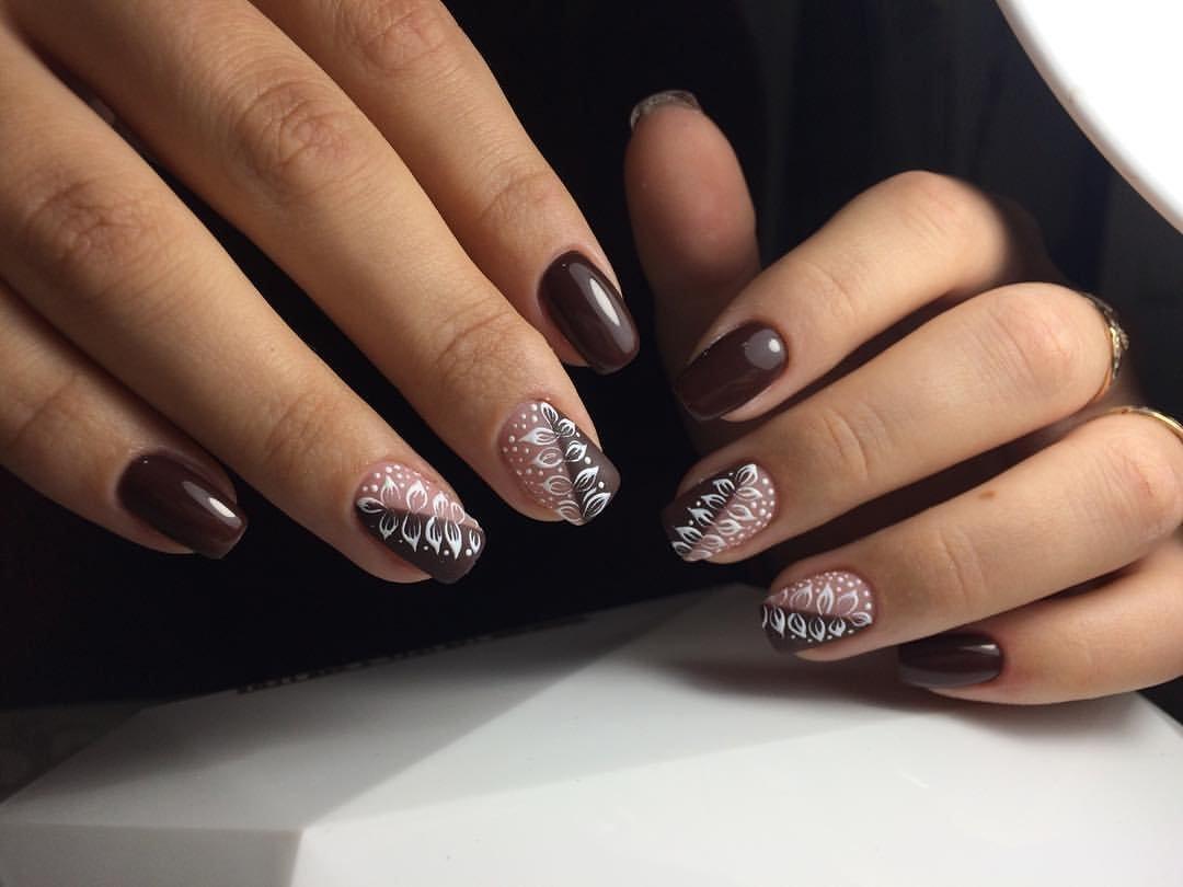 Очень Красивые Ногти Шеллак Фото