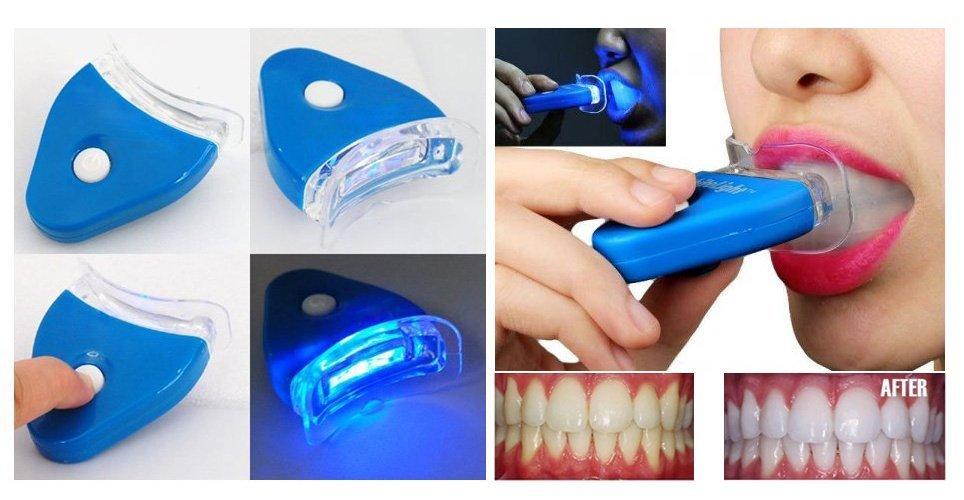 Система для отбеливания зубов в домашних условиях 801