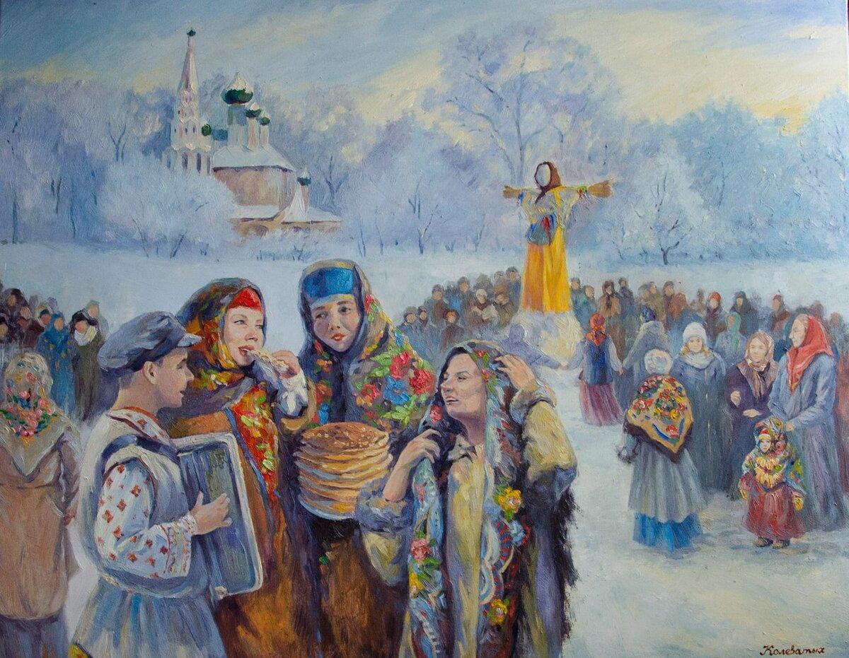 Масленица 2019 дата, какого числа, как отмечают православную масленицу, календарь