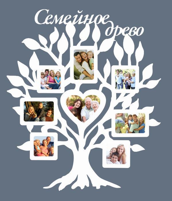 Генеалогическое дерево семьи своими руками шаблон 52