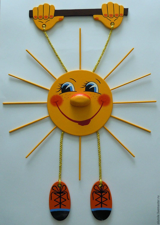 Поделки солнце в руках 817