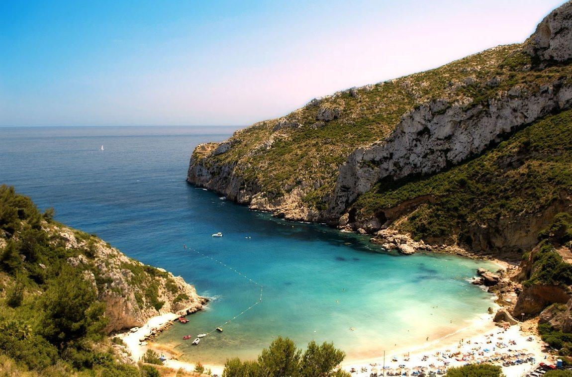 Фото лучших пляжей испании