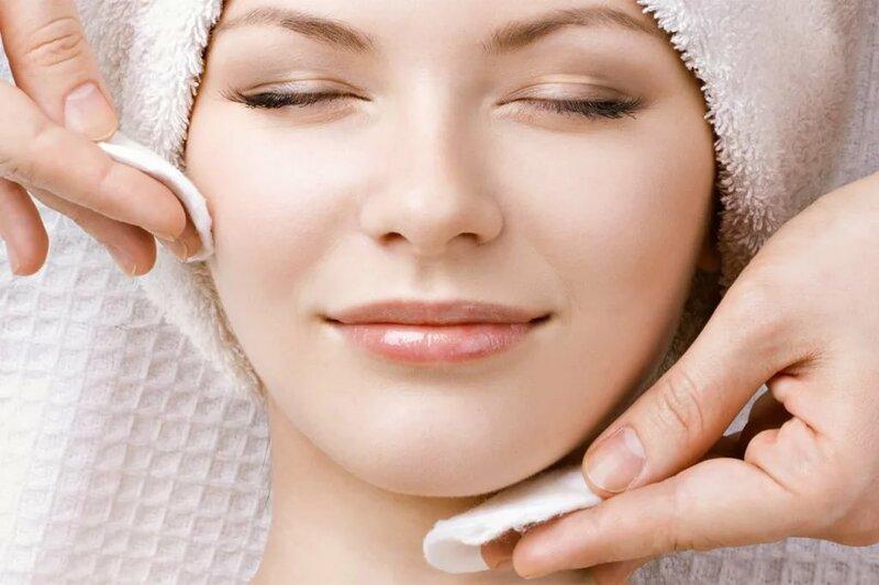 Чистка чувствительной кожи в домашних условиях
