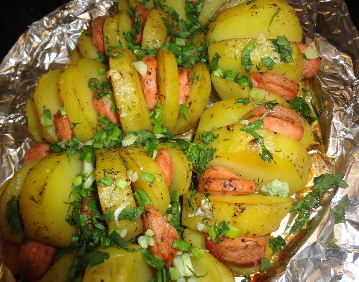 Пирожки из дрожжевого теста в духовке с картошкой рецепт